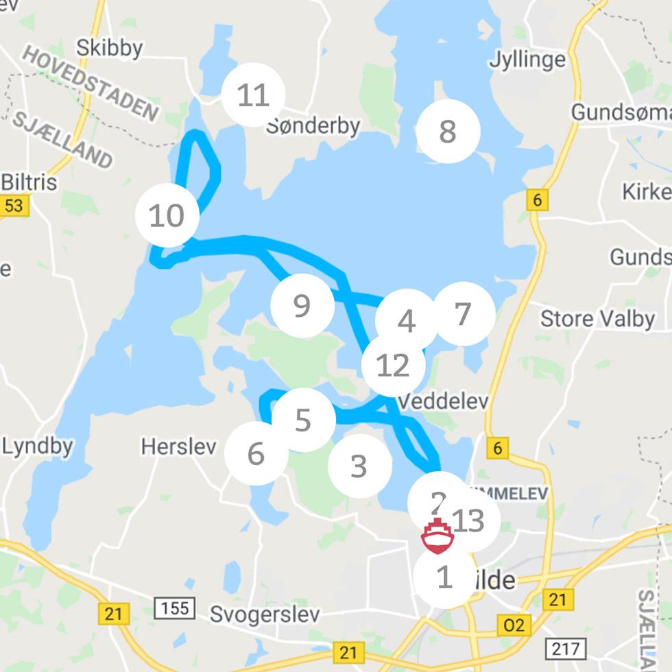 sagafjord-aftentur