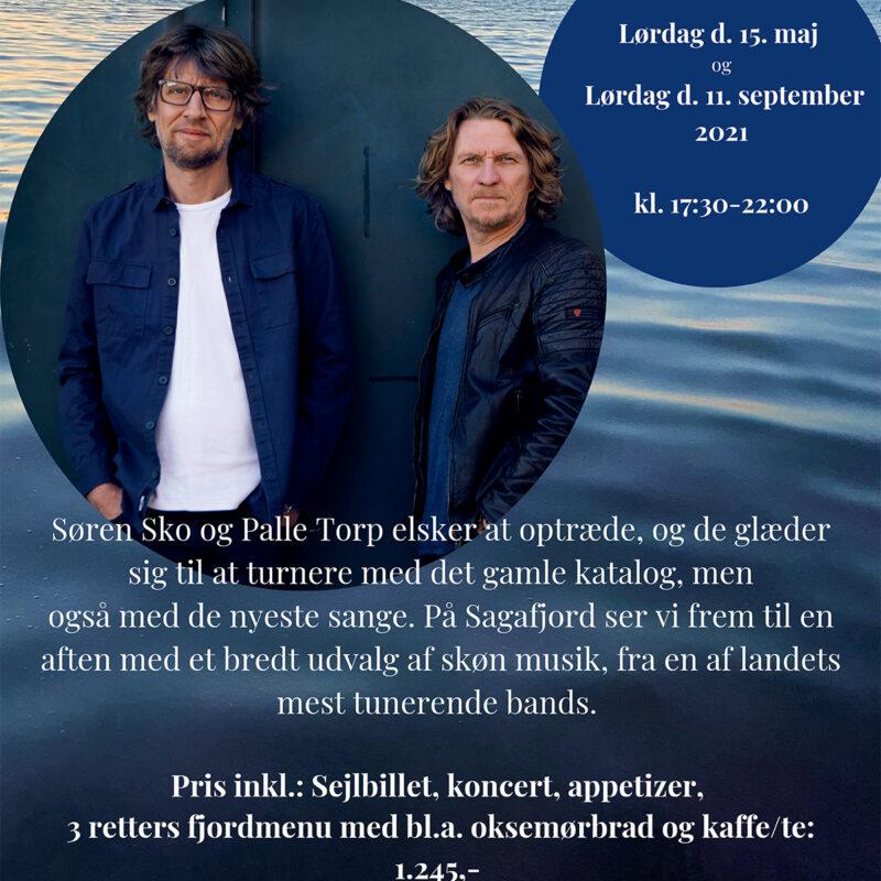 SKO og TORP Lørdag d. 11 September 2021