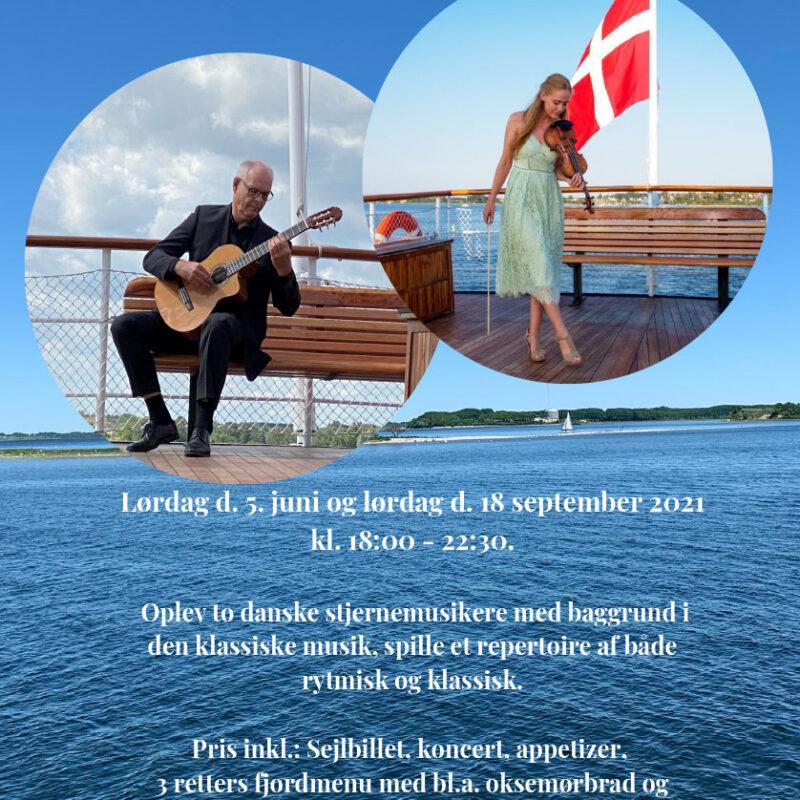 Michala Høj og Søren Bødker Madsen Lørdag 18 September 2021