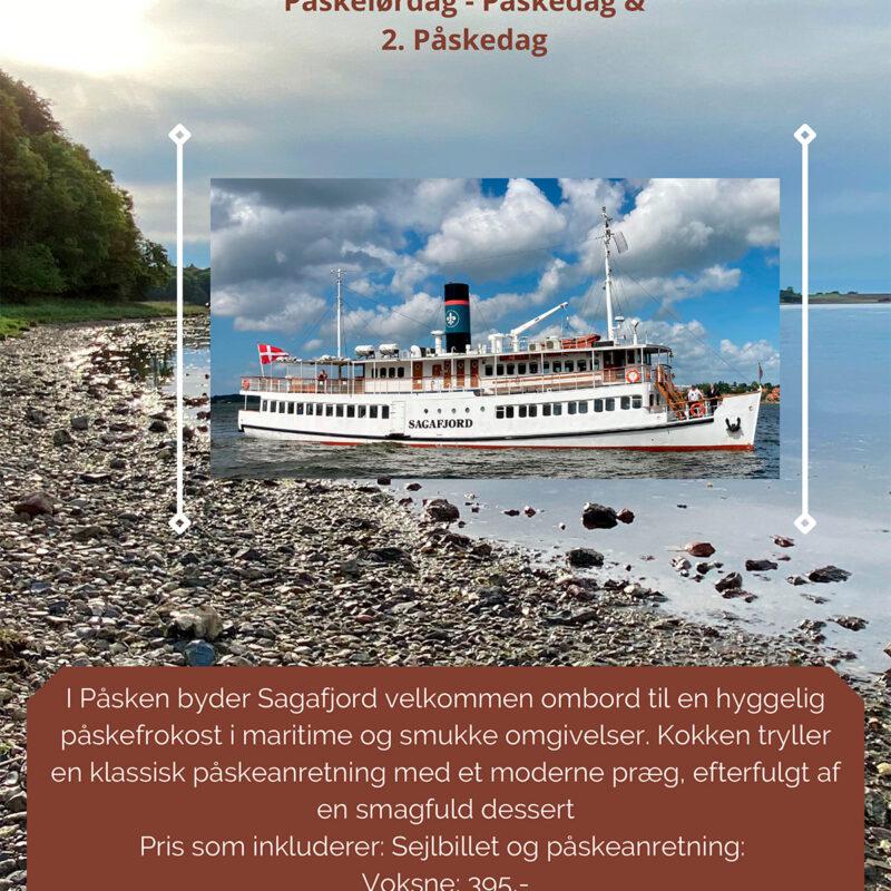 Sagafjord Påskefrokost 14 April 2022 Barn